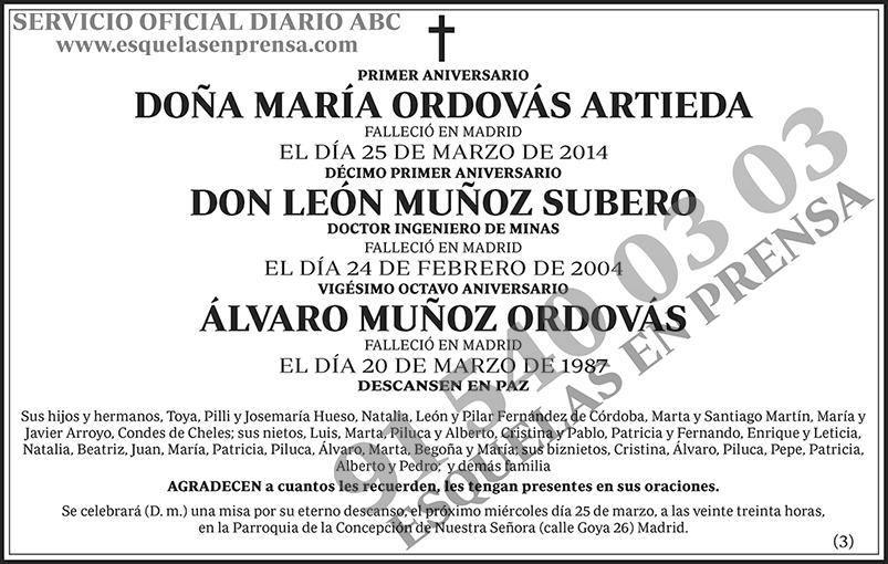 María Ordovás Artieda